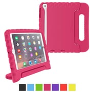 roocase KidArmor Kid Friendly Shock Proof Case Cover for iPad Air 2 2014 Magenta
