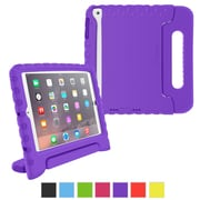 roocase KidArmor Kid Friendly Shock Proof Case Cover for iPad Air 2 2014 Purple