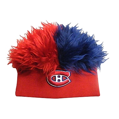 NHL Montreal Canadiens, Faux Hair Toque