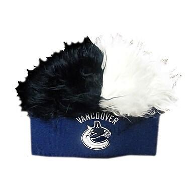 NHL Vancouver Canucks, Faux Hair Toque