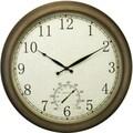 River City Clocks Oversized 24'' Wall Clock