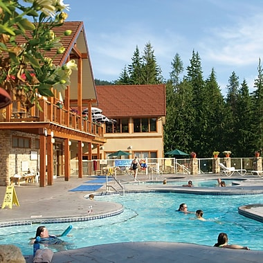 Halcyon Hot Springs Village Getaway, Nakusp, BC