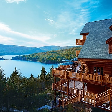 Hotel Sacacomie Wilderness Getaway, St-Alexis-des-Monts, QC