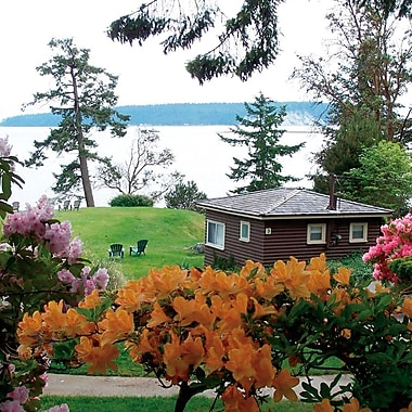 Rockwater Secret Cove Resort Getaway, Halfmoon Bay, BC
