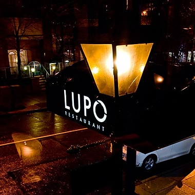 Lupo 3 Course Meal with Prosecco, Vancouver, BC