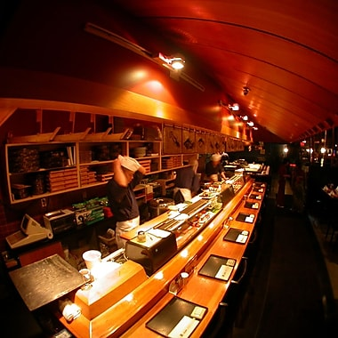 Nami Chefs' Sushi Platter, Toronto, ON