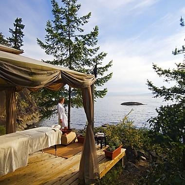 Rockwater Spa Experience, Halfmoon Bay, BC