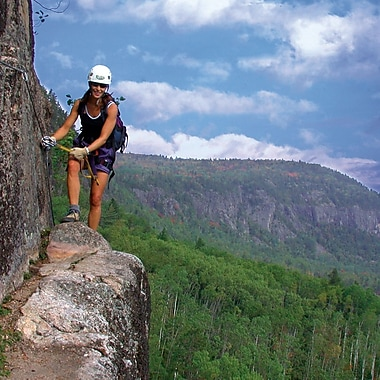 Via Ferrata & Zipline Experience, Quebec, QC