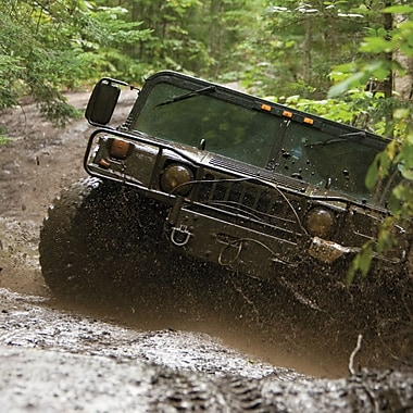 Hummer for 4 Experience, Haliburton, ON