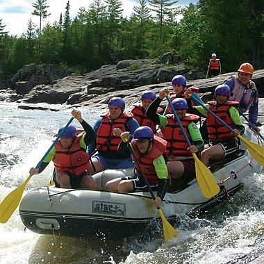 Rafting Experience, Trois-Rives, QC