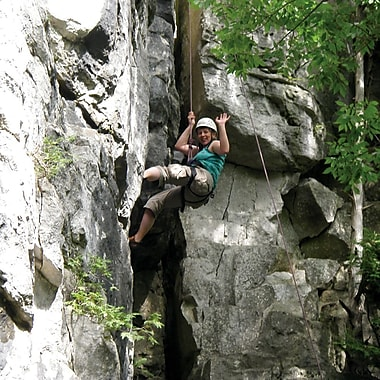 Rockclimbing Experience, Collingwood, ON