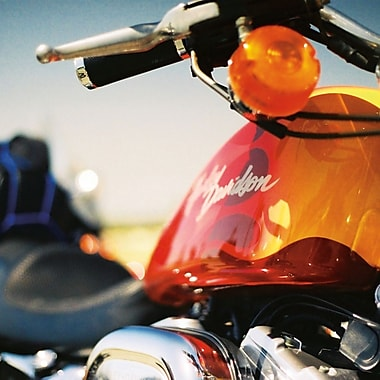 Harley Davidson Riding Experience, Winfield, BC