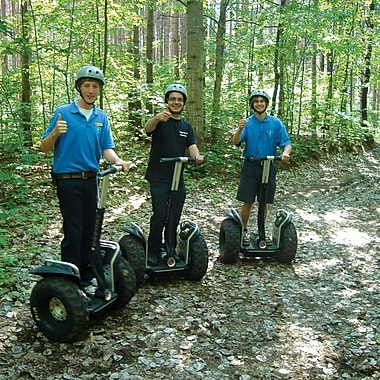 Segway Off Road Tour Experience, Toronto, ON