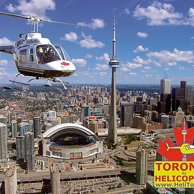 Helicopter Tour Experience, Toronto, ON