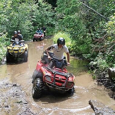 Guided ATV Tour Experience, Killaloe, ON