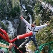 Bungee Jumping Experience, Port Moody, BC