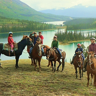 Moutain Horseback Riding Experience for 3 Hours, Whitehorse, YT