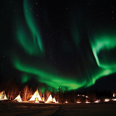 Aurora Viewing Experience, Yellowknife, NT