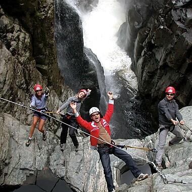 Zipline & Trecking Experience, Quebec, QC