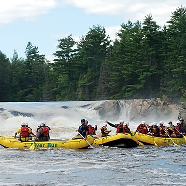 Family Rafting Experience, Beachburg, ON