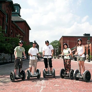 Segway Spin Experience, Toronto, ON