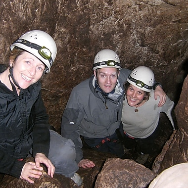 Rockclimbing & Caving Experience, Collingwood, ON