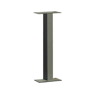 Architectural Mailboxes 3 Ft. H Pedestal; Bronze