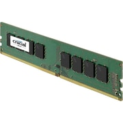Micron® Crucial® CT4G4DFS8213 4GB (1 x 4GB) DDR4 288-Pin PC4-17000 DIMM Unbuffered Memory Module Kit