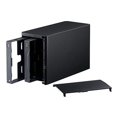 Buffalo Linkstation 220E Ls220De Diskless Enclosure Raid Nas Personal Cloud Storage And Media Server