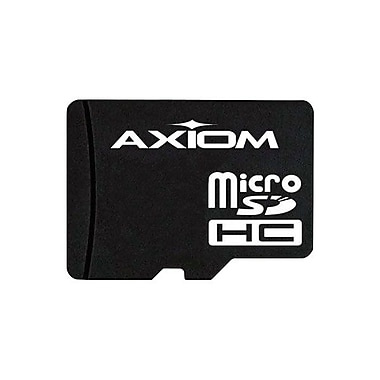 AxiomMD – Carte mémoire flash micro SDHC de 32 Go