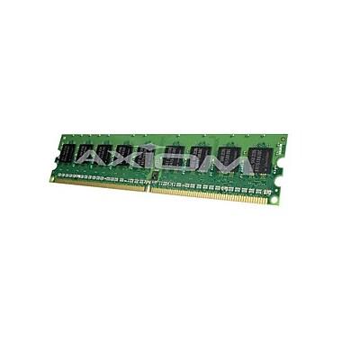 Axiom – Mémoire DDR2 SDRAM de 2 Go 667 MHz (PC2 5300) DIMM à 240 broches (AX2667E5S/2G) pour Intel D975XBXLKR