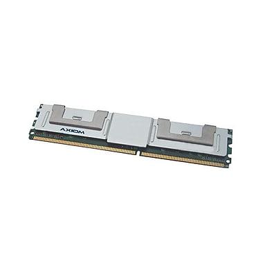 Axiom – Mémoire DDR2 SDRAM de 2 Go 667 MHz (PC2 5300) DIMM à 240 broches (AX2667F5S/2G) pour cartes mères Intel