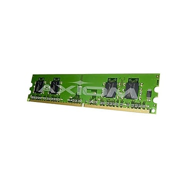 Axiom 2GB RDRAM 800MHz (PC2 6400) 240-Pin DIMM (AX2800N5S/2GK) for basic home PC