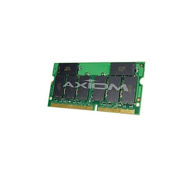 Axiom 256MB SDRAM 133MHz (PC 133) 144-Pin SoDIMM (KTTSO133/256-AX) for Satelite 1000