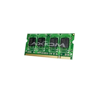 Axiom – Mémoire DDR SDRAM de 4 Go 800 MHz (PC2 6400) SoDIMM à 200 broches (MB413G/A-AX) pour l'iMac d'Apple
