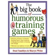 The Big Book of Humorous Training Games Doni Tamblyn, Sharyn Weiss Paperback