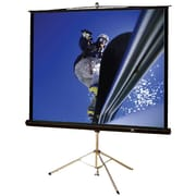 "Hamilton™ Buhl Portable Tripod Projector Screen, 50"" x 50"""