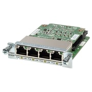 Cisco ™ EHWIC 4 Port Enhanced High-Speed WAN Interface Card for 2901 Integrated Service Router