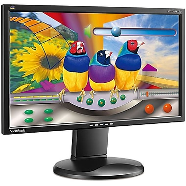 Viewsonic - Moniteur DEL écran large (VG2228wm-LED) de 22 po (21,5 po visualisables)