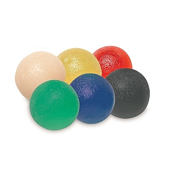 Bios Cando Gel Hand Exercise Ball, Small, 6-Piece Set