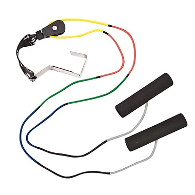 Bios Cando Visualizer Color-Coded Shoulder Exerciser with Pulley and Door Bracket