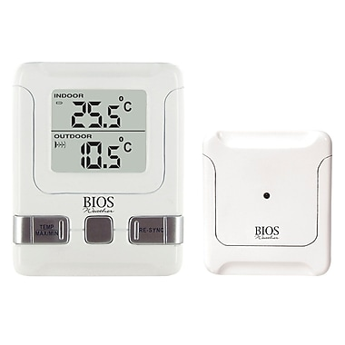 Bios 261BC Indoor/Outdoor Wireless Thermometer