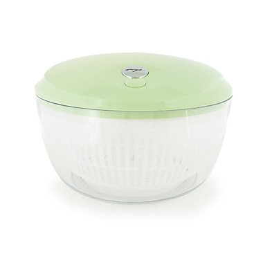 Bios One- Touch Battery Operated Salad Spinner