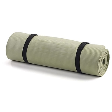 Bios Pilates Express Mat, Sage Green