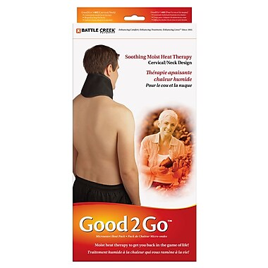 Bios Good 2 Go Microwave Cervical/Pelvic Wrap