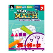 Practice, Assess, Diagnose: 180 Days of Math for Second Grade