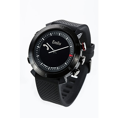 Cogito Classic CW2.0-001-01 Smart Watch, Black Onyx