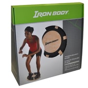 Iron Body Fitness Wooden Balance Board