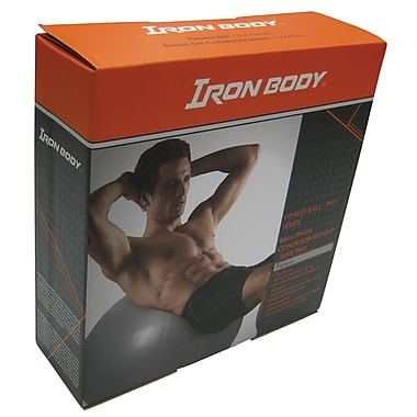 Iron Body Fitness, Fitness Ball - Pro Series, 65 cm