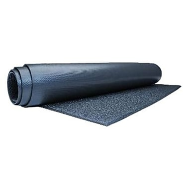 Iron Body Fitness Bike/Stepper Mat, 1/4